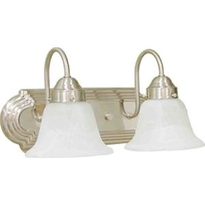 Volume Lighting V1342-33 Two Light Fixture