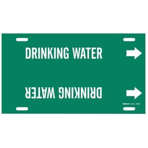 4056-F B915 STY F WHT/GRN DRINKING WATER