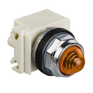 9001KP35A9 PILOT LIGHT 28V 30MM TYPE K +
