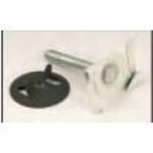 Eaton B-Line BA-4-16-W TWIST FASTENER, 15/16-IN., 5/8-IN. STUD LENGTH, WHITE