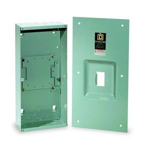 Square D FA100F Breaker, Molded Case, Enclosure, F Frame, 15 - 100A, 3P, NEMA 1