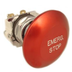 Eaton 10250T33 30mm Assembled Pushbutton, Emergency Stop