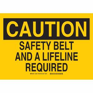22421 CONFINED SPACE SIGN