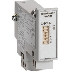 Allen-Bradley 193-EJM Overload Relay, Jam Protection Module, Solid State, E1 Plus