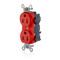 MT563-SR RED LEVLOK TAMPER RESIST DPLX