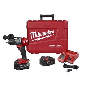 "Milwaukee 2804-22 M18™ Fuel 1/2"" Hammer Drill Kit"