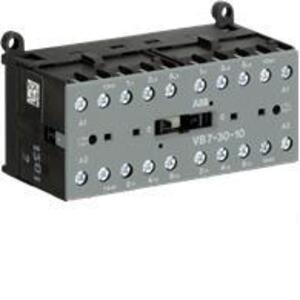 ABB VB7-30-10-84 3 Pole Mini Contactor,110-127 Volt