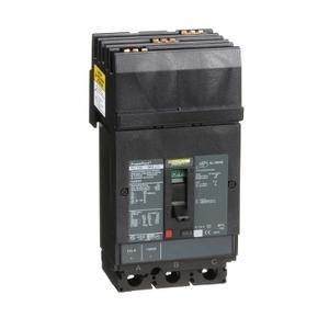 HJA36125 3P, 600V, 125A I-LINE MCCB,