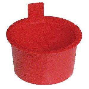 "Carlon HL-10R 3/4"" Schedule 40 Red Plug"