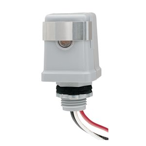 Intermatic K4141C Photocell, 25A, 120V