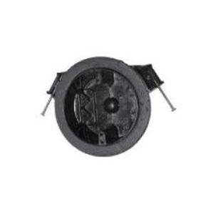 "Carlon FN-426-C-V 4"" Round Ceiling Box, Depth: 2-3/4"", Nail-On, Non-Metallic"