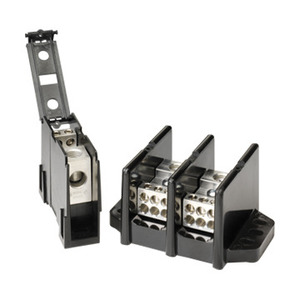 Littelfuse LFD3552-3 500 MCM to 6 AWG, 3-Pole, Connector Block