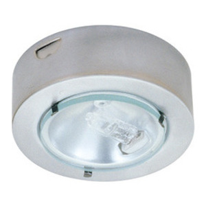 Elco Lighting E228W Puck Light, Halogen, 20W, 12V, White
