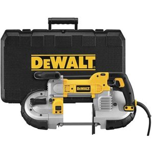 DEWALT DWM120K Band Saw, Deep Cut, Variable Speed
