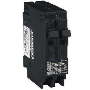 Siemens Q2020 Breaker, 20/20A, 1P, 120/240V, 10 kAIC, Type QT