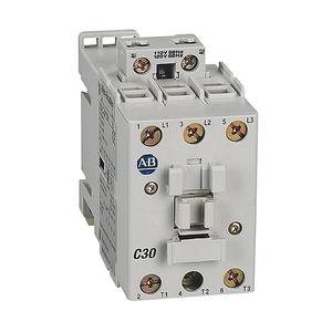 Allen-Bradley 100-C30KA10 100-C30KA10 IEC Contactor, 30A
