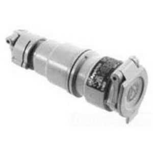 Appleton ECCL2023 Pin & Sleeve Connector, Spring Cover, 20A, 125V, 3P2W
