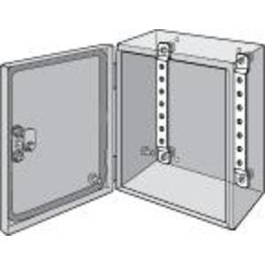 nVent Hoffman LMK30 Brackets & Mounting Screws, 2
