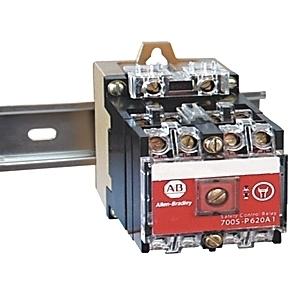 Allen-Bradley 700S-DCPK620DZ24 NEMA MASTER CONTROL SAFETY RELAY