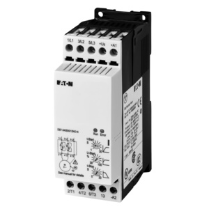 Eaton DS7-340SX081N0-N DS7 Soft Start Controller, 77 Amp