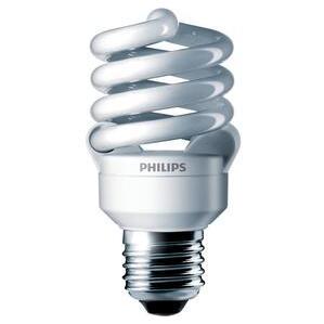 Philips Lighting EL/MDTQS-23W-T2 Compact Fluorescent Lamp, 23W, Twister