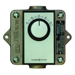 TPI EPETD8D Dpst Haz Loc Remote Thermostat