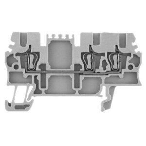 Allen-Bradley 1492-L2T-Y 1-CKT FEED-THROUGH