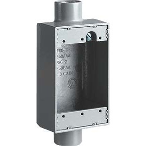 Hubbell-Killark FSC-2-CP KLRK FSC-2-CP P.O.S., FSC-2 BOX (CT