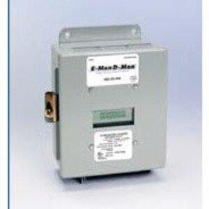 E-Mon E20-480200-J-D-KIT Watt Hour Meter, Demand, 200 Amp, 2000 KWH, 480 Volt, 3 Phase