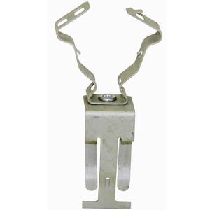 "Erico Caddy 812MATA Conduit Clip, 1/2"" - 3/4"", Steel"