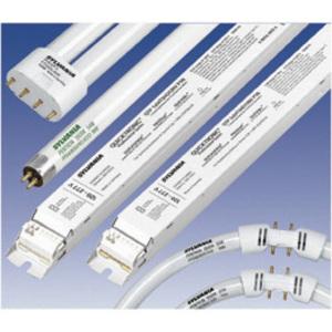 SYLVANIA QTP1X80T5/HO-UNV-PSN Electronic Ballast, Fluorescent, High Output, 1-Lamp, 120-277V