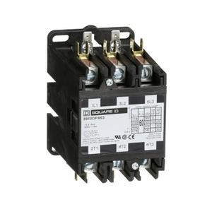 8910DPA63V02 DP CONT 60A 3P 120V COIL