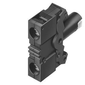 Siemens 3SB3400-1QC ACCESSORY, INTEGRATED LED,110V GREEN