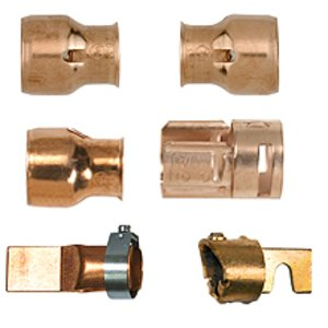 Eaton/Bussmann Series NO.2664-R Fuse Reducers for Class R Dimension Fuses, 400A to 600A, 250/600V