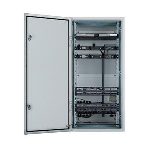 Panduit ZDF48-6RA Pre-configured industrial distribution f