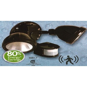 Hubbell-Raco 5882-6 LED Motion Floodlight