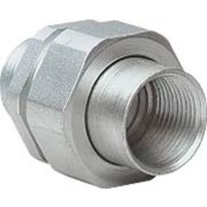 """Hubbell-Killark UNY2 Union, Male/Female, 3/4"""", Explosionproof, Steel"""