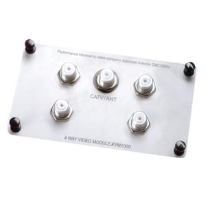 Pass & Seymour VM1000 P&s Vm1000 1x4 Enh Pass Vid Sbracket Included