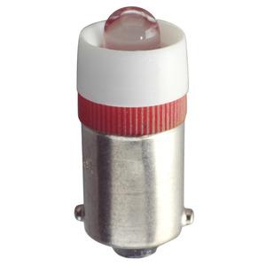 Eiko LED-120-MB-G 110-130VAC T3-1/4 BA9S GREEN