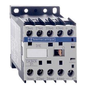 Square D CA3KN31JD CONTROL RELAY 600VAC