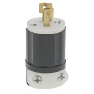 ML2-P EB PLUG MIDGET LOCK GROUND 15A125V