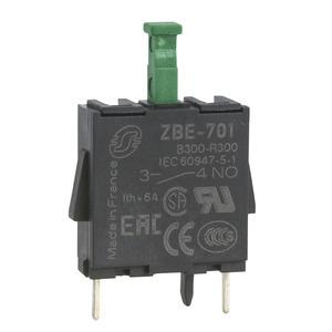 ZBE701 22MM CONTACT BLOCK