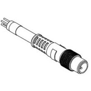 Woodhead 403006A10M040 NC 3P M/MP 4M COUPLER 24AWG PV