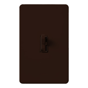 Lutron AYCL-253P-BR Ariadni 250W Dimmer, Brown