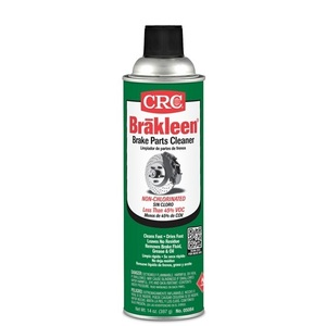 CRC 05084 Bakleen Brake Parts Cleaner, Non-Chlorinated