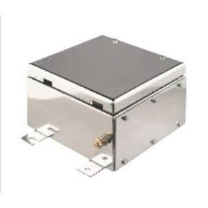Weidmuller 9508620000 Enclosure, 260mm x 260mm x 160mm, Stainless Steel, IP66 *** Discontinued ***