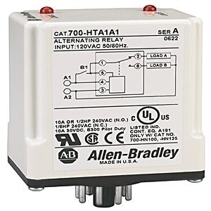 Allen-Bradley 700-HTA1A1-7 RELAY SPDT 120VAC