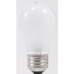 SYLVANIA 15A15/RP-120V 15W, Incandescent Bulb, A15, 120V, Frosted