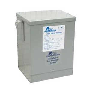 Acme T2531431S Transformer, Dry Type, 3KVA, 208VAC Primary, 120/240VAC Secondary