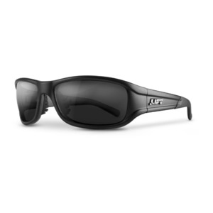 Lift Safety EAS-13KST25 ALIAS SAFETY GLASSES (BLACK/SMOKE BIFOCAL 2.50)